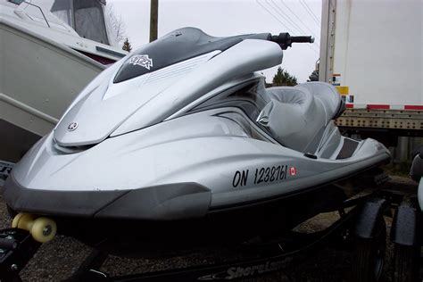 Yamaha Fx Cruiser Ho 2008 Used Boat For Sale In Grand Bend