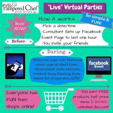 earn  product  hosting  virtual facebook party