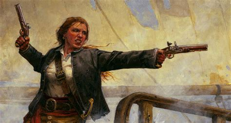 Grace O'Malley, The Pirate Queen Who Conquered A Man's World