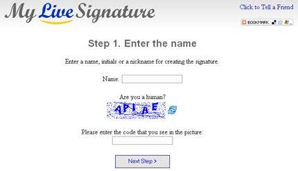 crear firma digital   mylivesignature nestavista