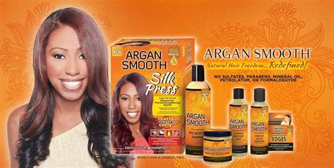 argan smooth natural hair freedomredefined