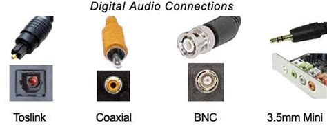 Understanding Different Types Of Connectors