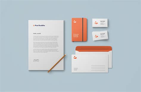 The collection comes as one big psd file (5000 x 7000 px at 300 dpi). Free Identity Branding PSD Mockup | Mockup World HQ