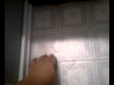 laying tile over vinyl bathroom floor tile youtube