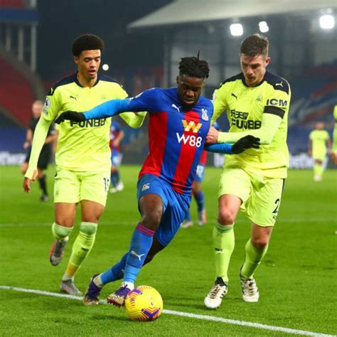 Crystal Palace 0-2 Newcastle: Player Ratings as Late ...