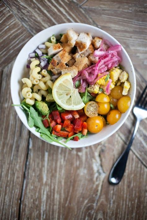 A wide variety of panko chicken options are available to you, such as feature, certification, and style. Arugula Pasta Summer Salad with Panko Crusted Chicken (With images)   Summer salads, Macro ...
