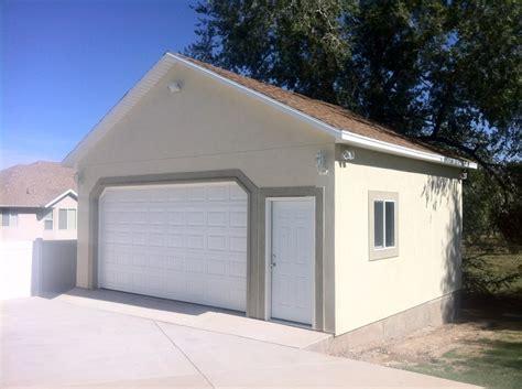 garage kits utah detached garages wright s shed co