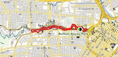buffalo bayou loop texas alltrails