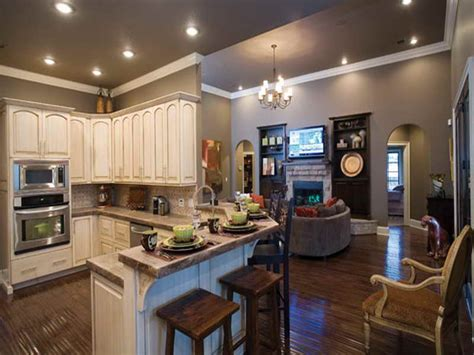 Modern Open Floor Plan Homes