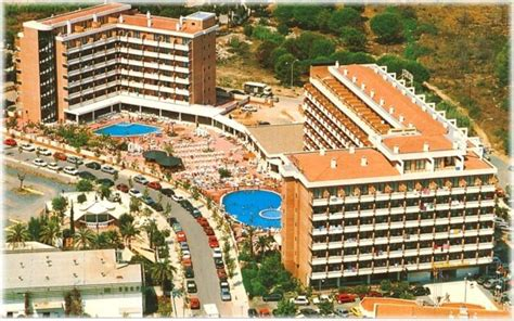 Hotel California Palace, Salou, Spain