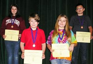 Island Christian Academy Students On Whidbey Win National Awards