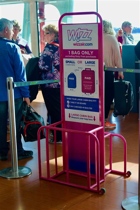 wizzair cabin baggage here is my 5 cents about wizzair hungarian budget airline