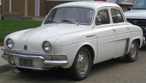 renault dauphine convertible 1959 renault dauphine information and photos momentcar