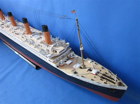 Rms Olympic Model Sinking by Buy Rms Olympic Limited 72 Inch W Led Lights Model Cruise