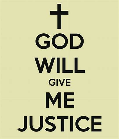 Justice God Give Matic Poster