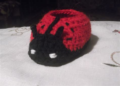 crochet lady bug  pattern crochet club
