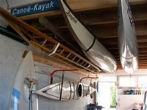 Rangement des kayaks dans mon garage 2 Blog de dplouepic