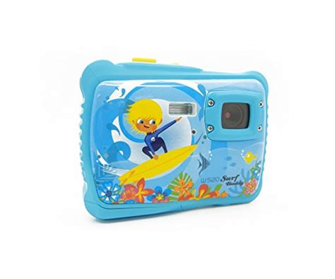 aquapix surf buddy unterwasser kinderkamera test