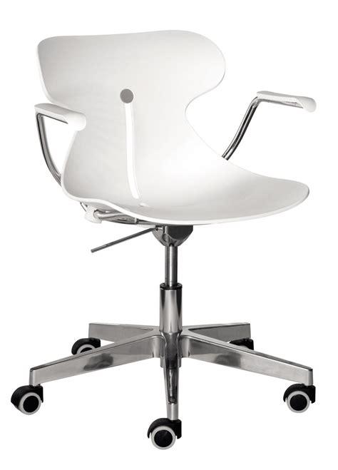 chaise de bureau blanche chaise bureau blanche