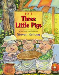 traditional books for children i 39 ve got a book for that the three pigs post 1 of 2