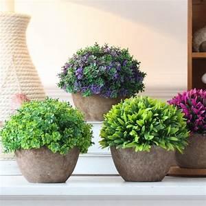 Plante exterieur en pot en 35 idees deco for Salle de bain design avec décoration noel extérieur jardin