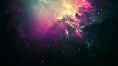 Nebula Stars Digital Correction Desktop Wallpapers Mobile
