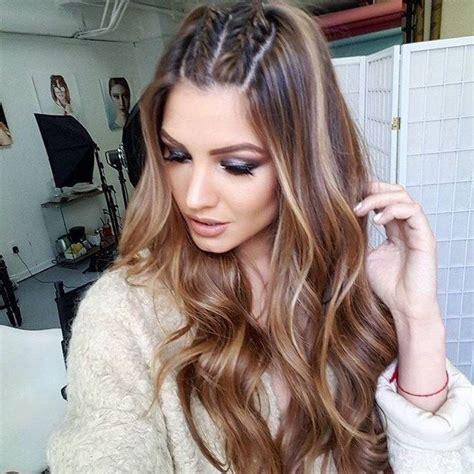 49 Peinados con Trenzas de Moda para Chicas de Cabello