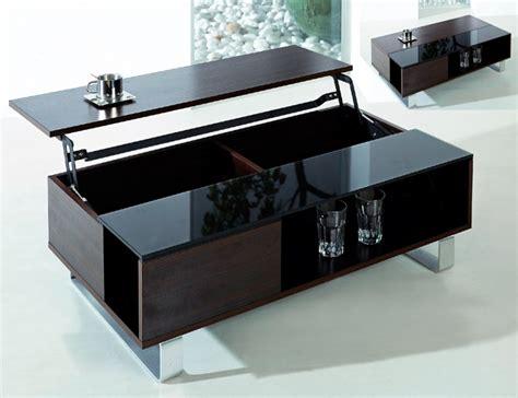 fauteuil de bureau design table basse plateau relevable lincoln wenge table basse