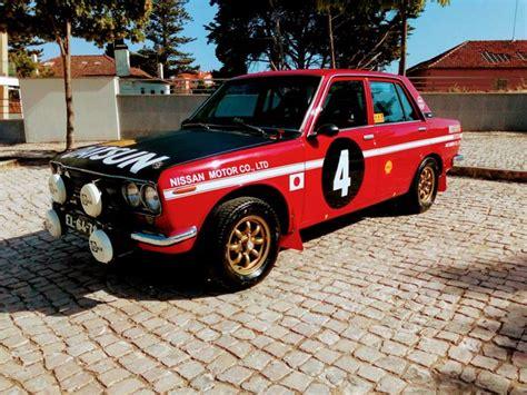 Datsun Rally by Datsun 1600 Sss Rally Safari 1972 Catawiki
