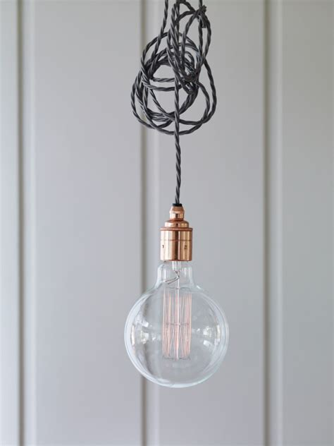 Chic Industrial Style Lighting ? Adorable Home