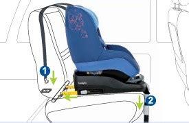 siege auto isofix 0 1 siège auto bébé isofix attitude prévention