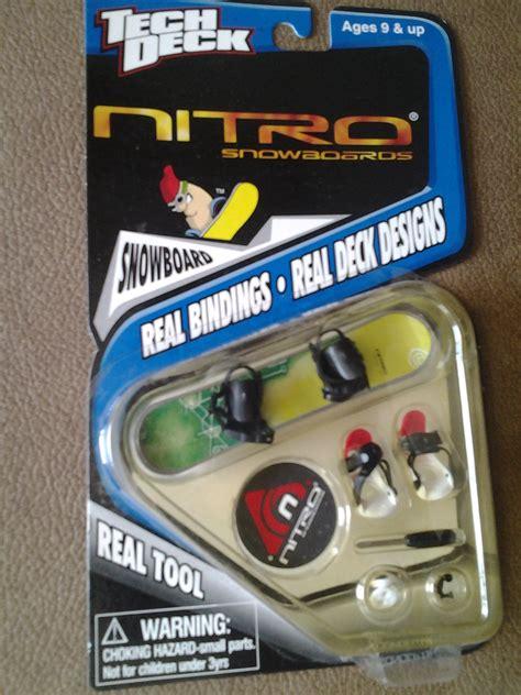 tech deck fingerboards argos tech deck snowboard fingerboard nitro 4284 sports