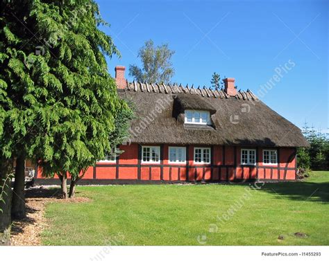 Traditional Country Home by Picture Of Traditional Country Home In Denmark