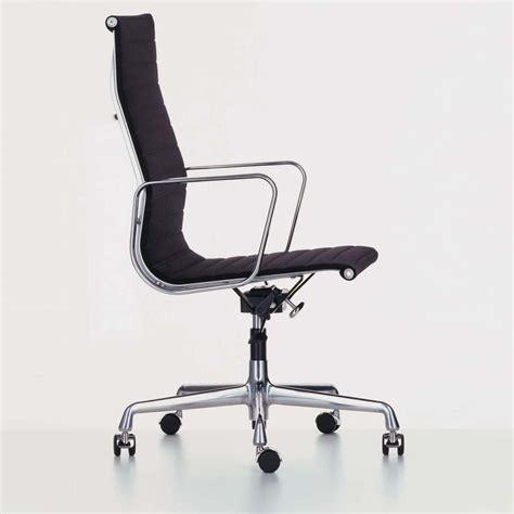 chaise de bureau vitra vitra ea 119 aluminium chair chaise de bureau vitra