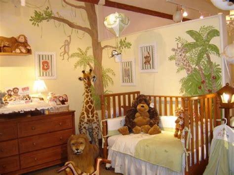 déco jungle chambre bébé deco chambre bebe theme jungle deco maison moderne