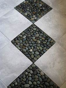 River Rock Tile Sheets HomesFeed