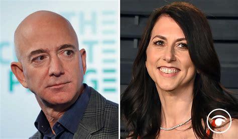 Jeff Bezos' ex-wife MacKenzie Scott gives $4.1bn to ...