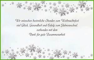 Weihnachtsgrüße Text An Chef : au ergew hnlich gesch ftliche weihnachtsgr e vorlagen ~ Haus.voiturepedia.club Haus und Dekorationen