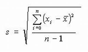 Standardabweichung Berechnen Formel : bungen zu random ~ Themetempest.com Abrechnung