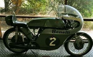 Benelli Four 250cc Racer 1965