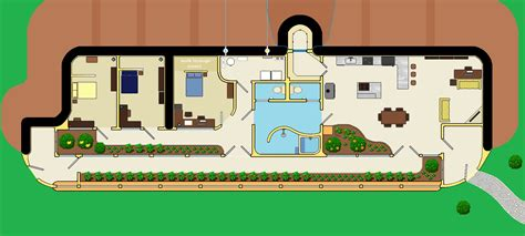 Earthship House Floor Plans Plastic Wall Tiles Bathroom Marble Alternative To For Bathrooms Floor Ceiling Yellow Tile Paint Colors In Shower Affordable Ideas Towel Storage Small