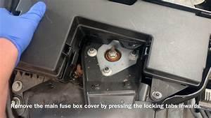 Jaguar Xf Fuse Box Location