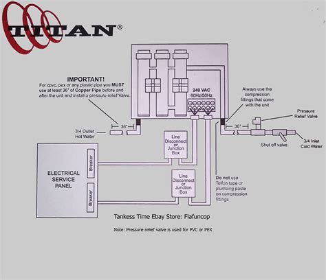 titan tankless n 180 model water heater scr4 2018 model
