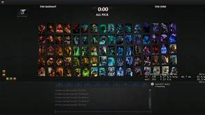 Hero Picker Layout For July Competitive Tier List DotA2
