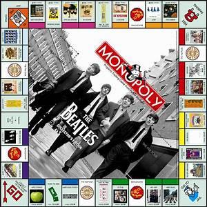 The Beatles Monopoly Quiz
