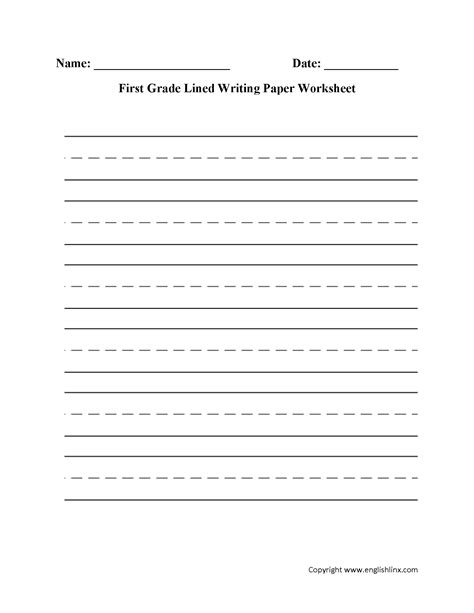1 st grade writing worksheets fitted illustration ideas