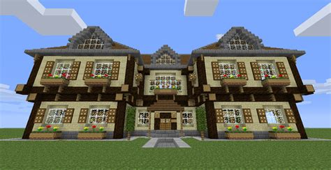 minecraft comment faire une maison moderne map minecraft maison ventana