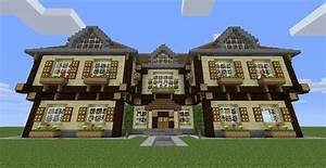 grande maison moderne beautiful tage maison moderne With beautiful plan de belle maison 6 maison moderne minecraft plan
