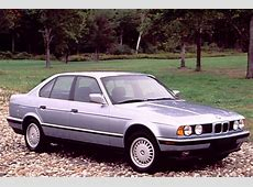 199096 BMW 5Series Consumer Guide Auto