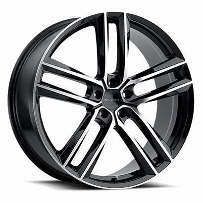 Clutch Milanni Wheels